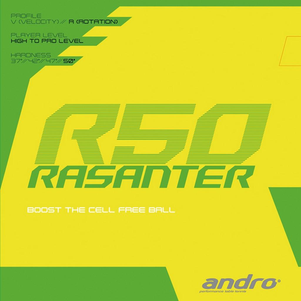 Potah Andro Rasanter R50 - červená -
