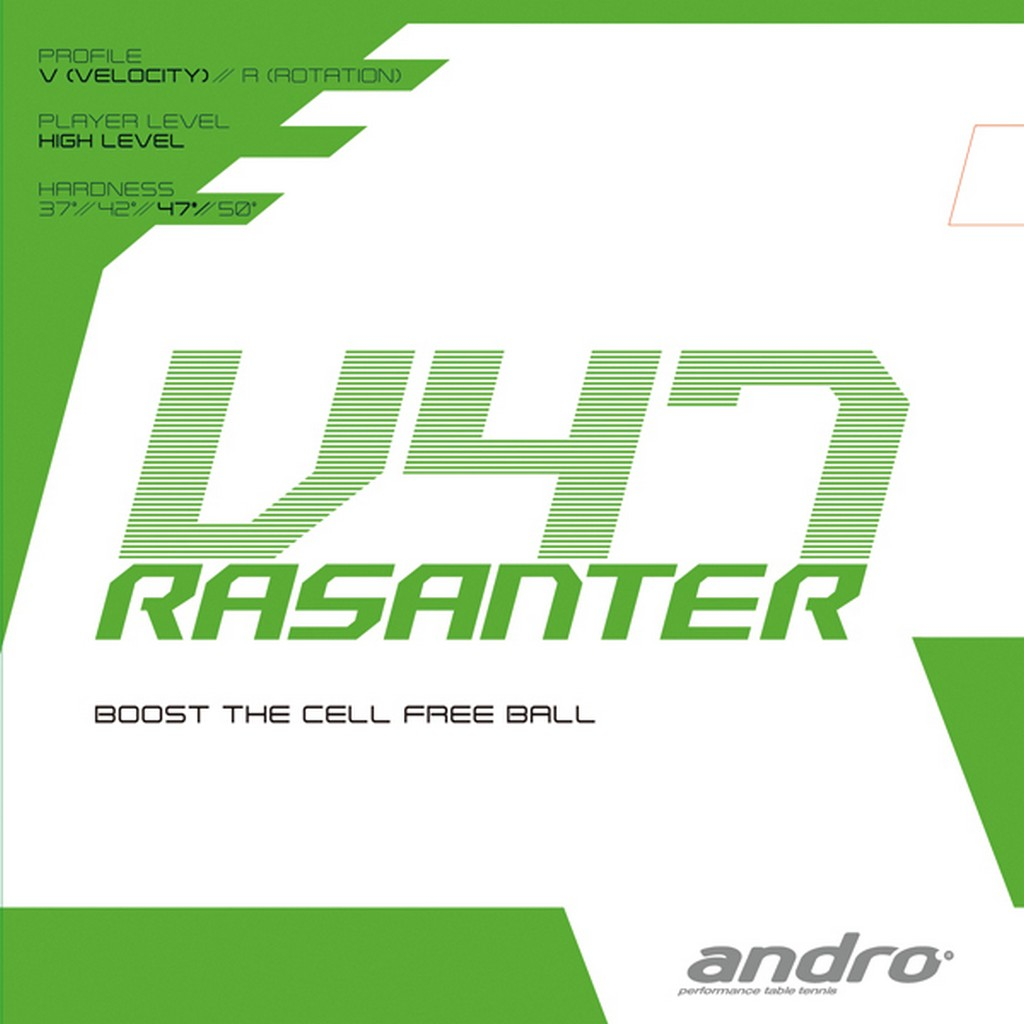Potah Andro Rasanter V47 - červená -