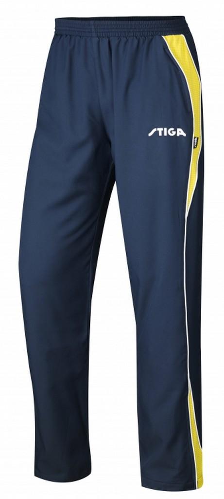 Kalhoty k soupravě STIGA Apollo- tmavě modrá - tmavě modrá -S