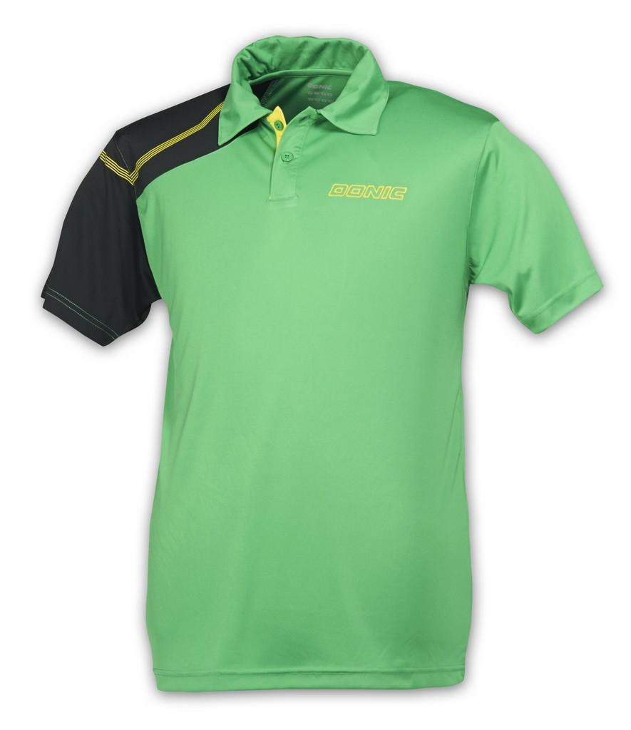 Polokošile Donic Atlanta zelená - zelená -XXL