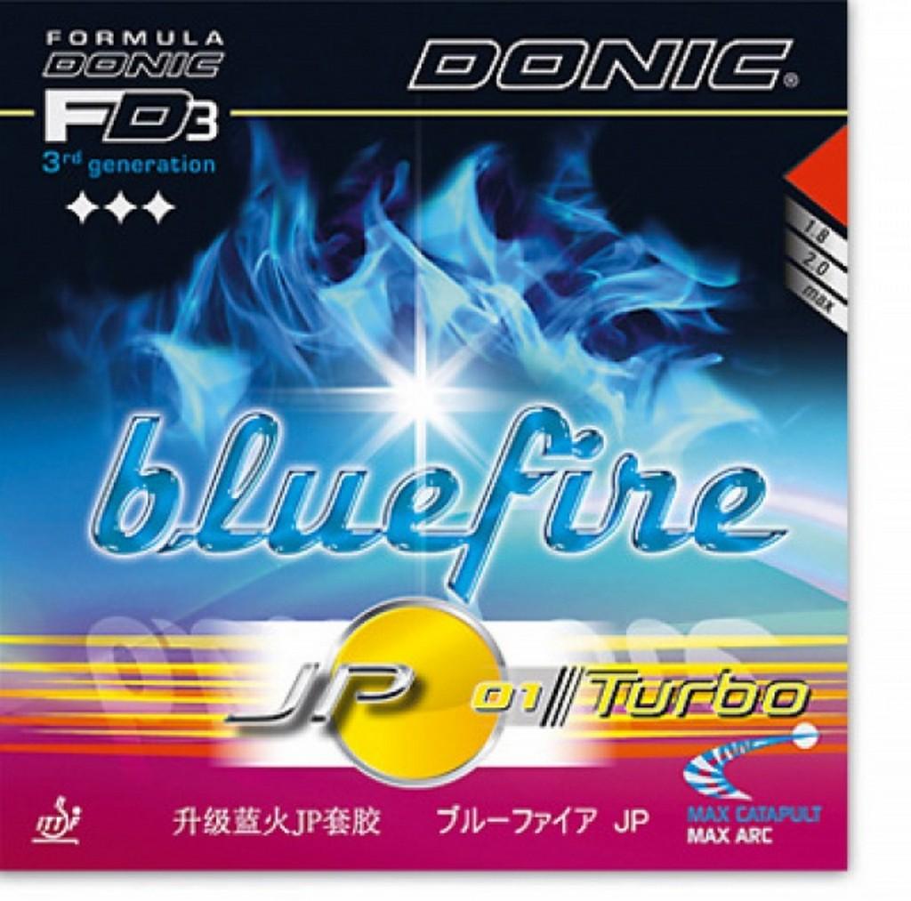Potah DONIC Bluefire JP 01 Turbo - červená -