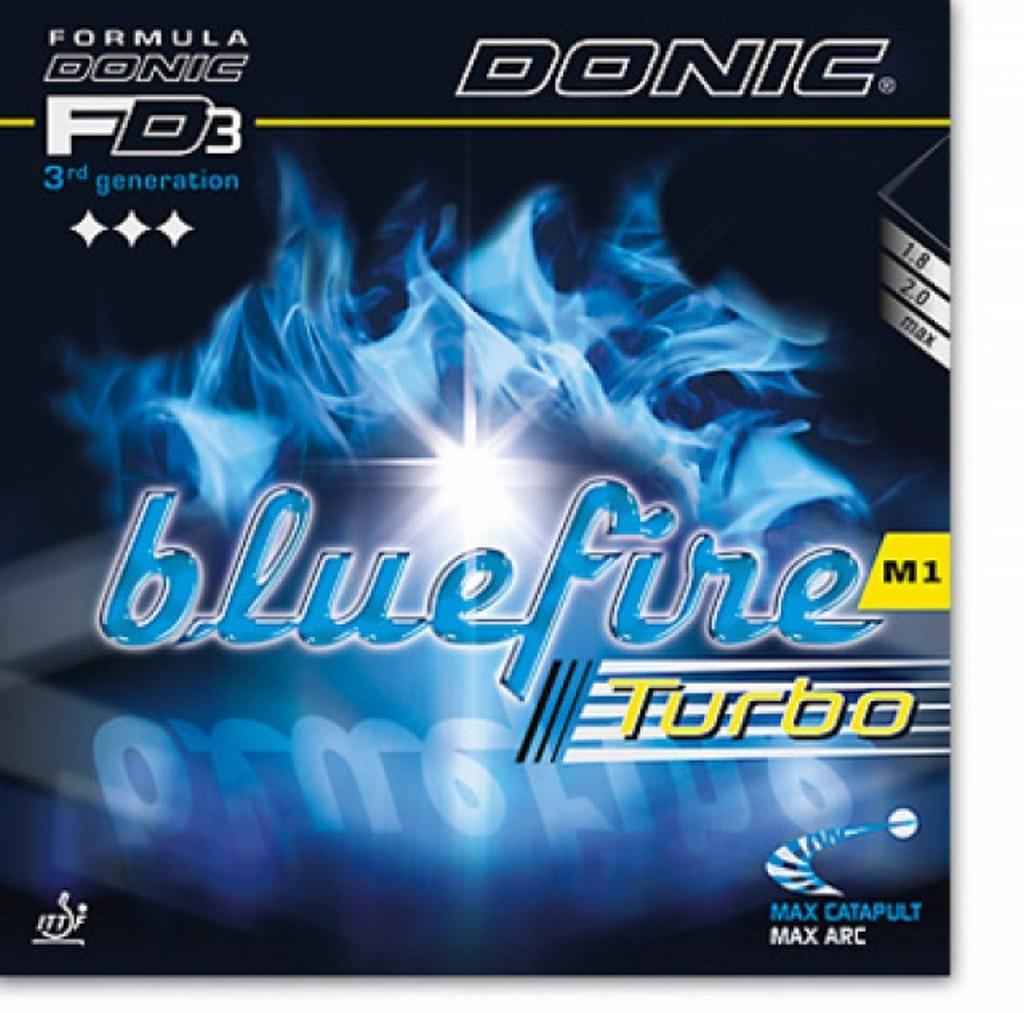 Potah DONIC Bluefire M1 Turbo - červená -