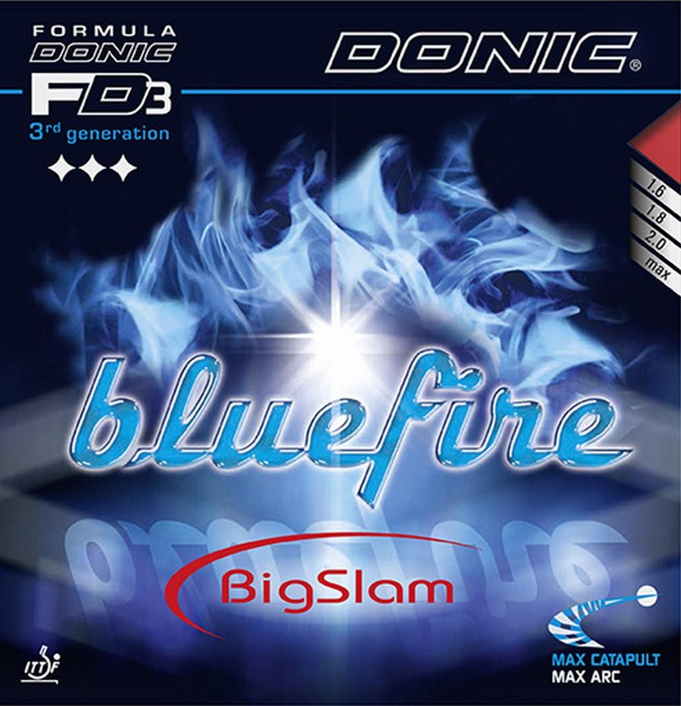 Potah DONIC Bluefire Big slam - červená -