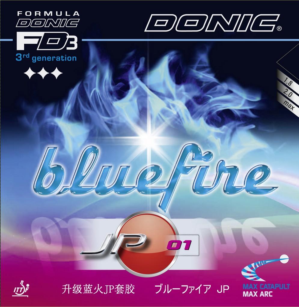 Potah DONIC Bluefire JP 01 - červená -