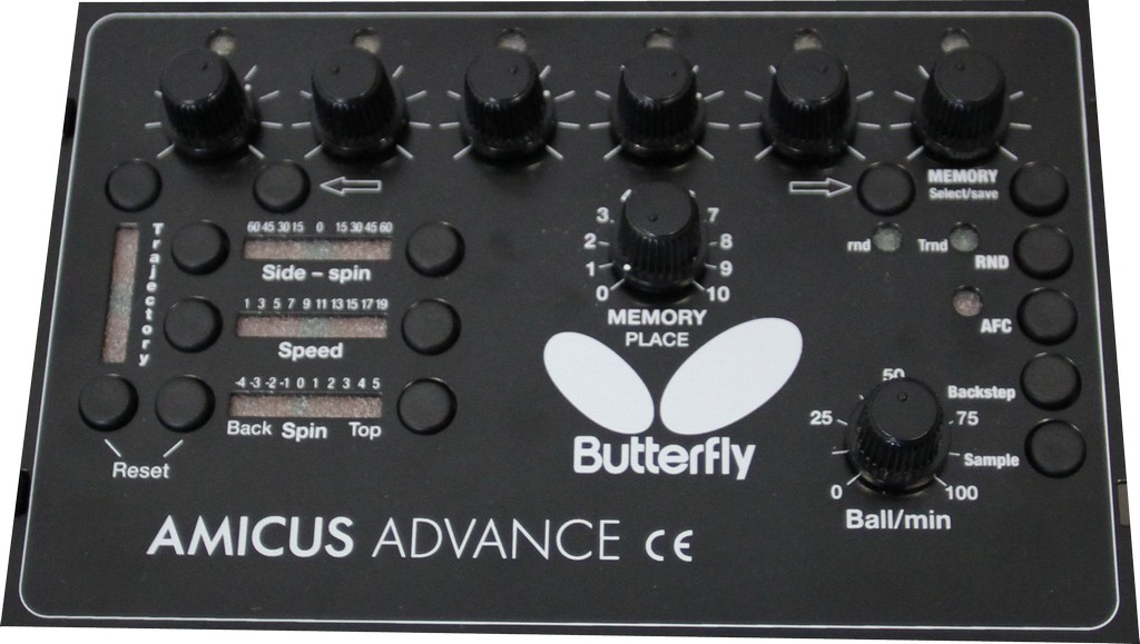 Robot BUTTERFLY Amicus Advance - -
