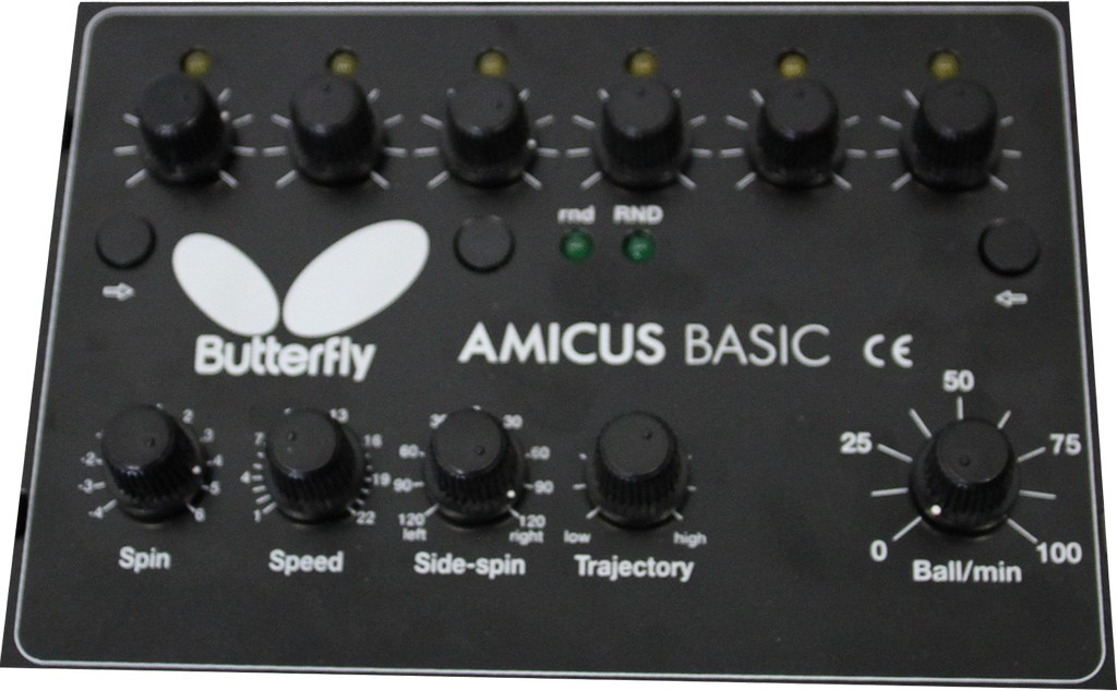 Robot BUTTERFLY Amicus Basic - -