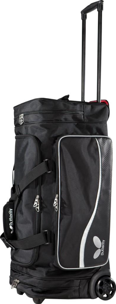 Taška BUTTERFLY Linestream taška 70 na kolečkách - černá -