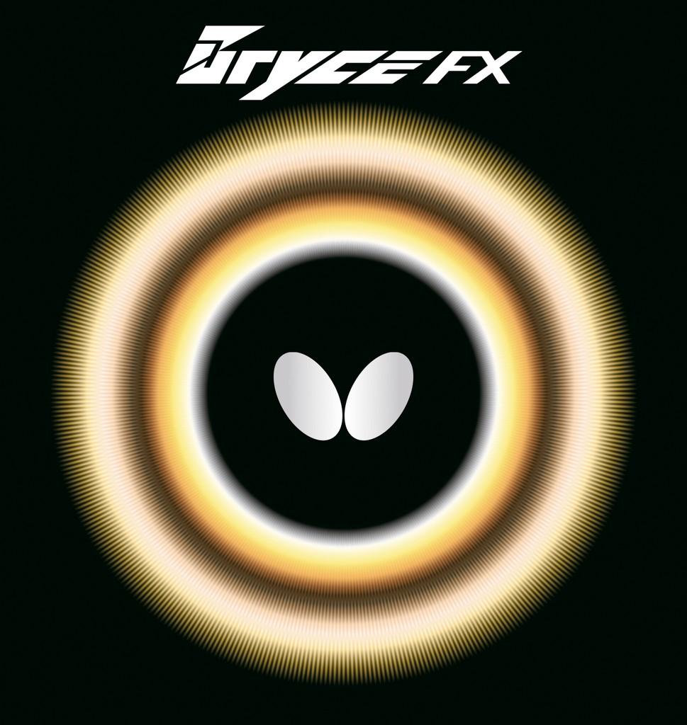 Potah BUTTERFLY Bryce FX - černá -