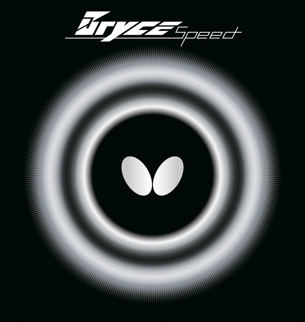Potah BUTTERFLY Bryce Speed - černá -