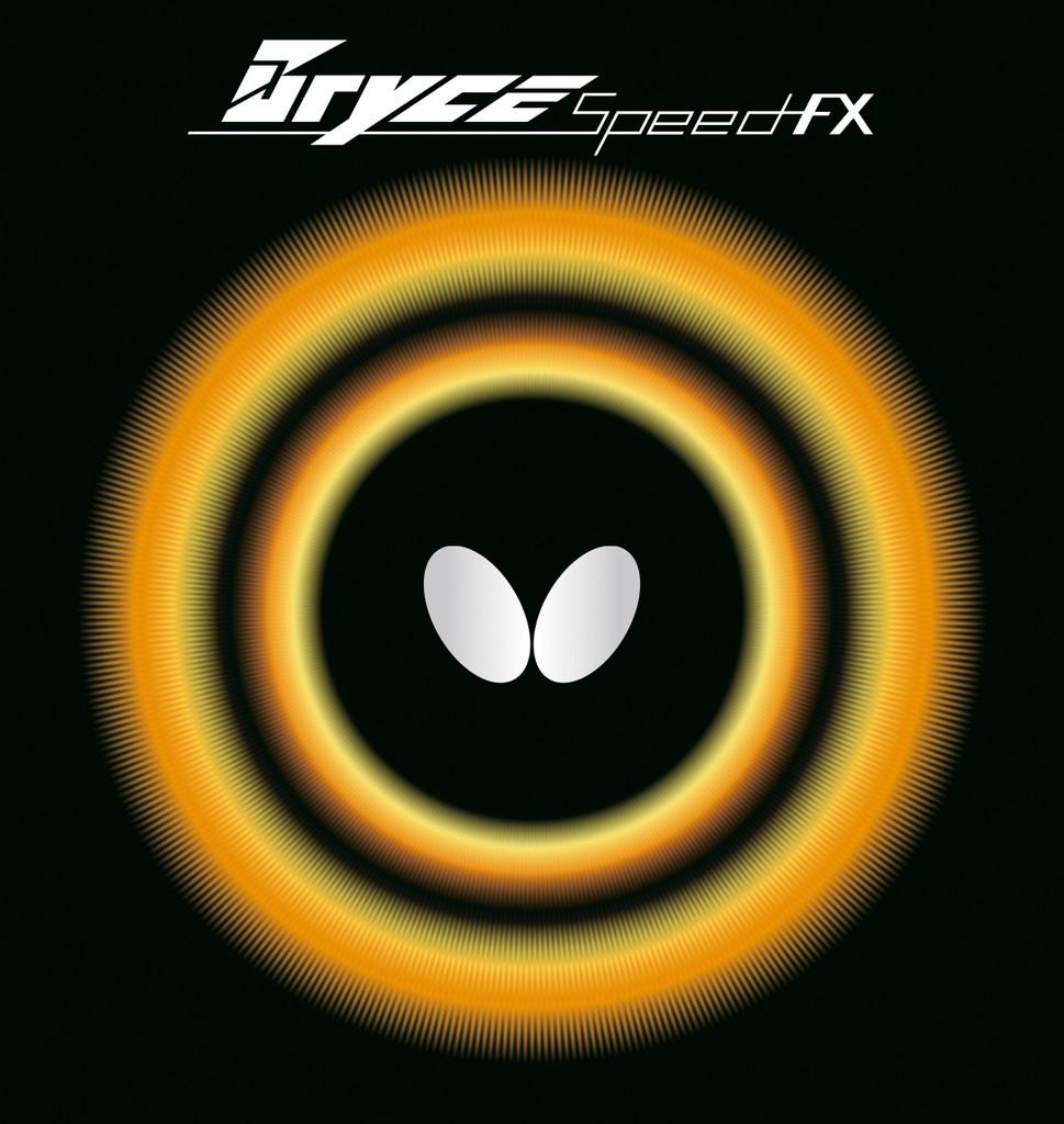 Potah BUTTERFLY Bryce Speed FX - černá -