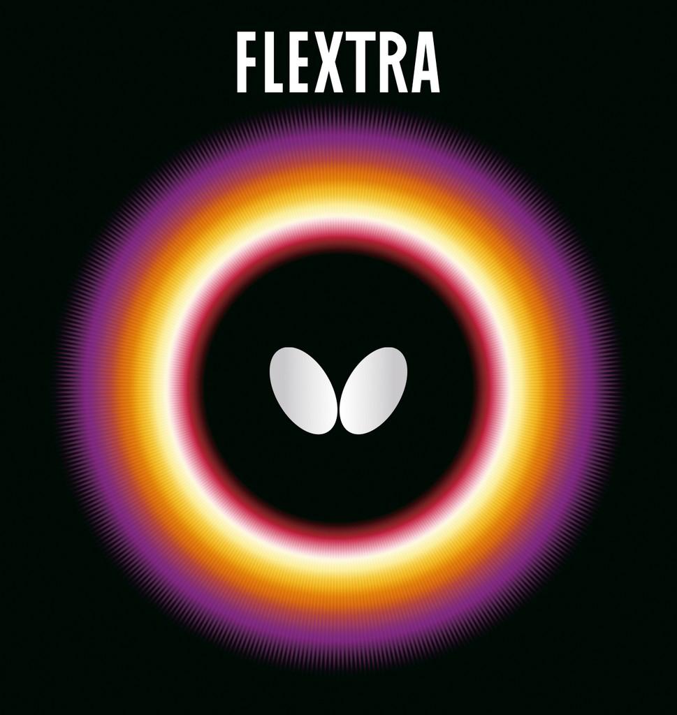 Potah BUTTERFLY Flextra - červená -