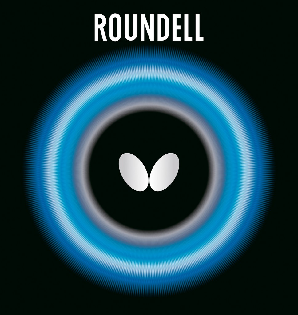 Potah BUTTERFLY Roundell - červená -