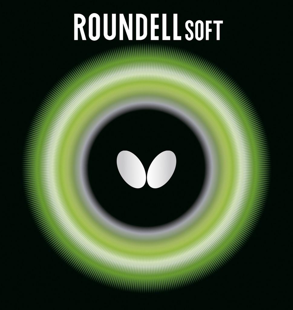 Potah BUTTERFLY Roundell Soft - červená -