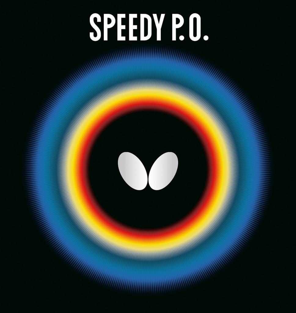 Potah BUTTERFLY Speedy P.O. - červená -