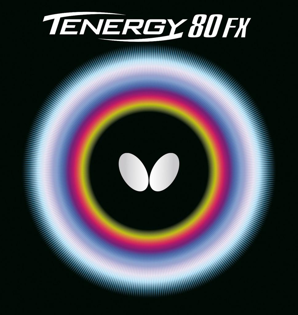 Potah BUTTERFLY Tenergy 80 FX - červená -