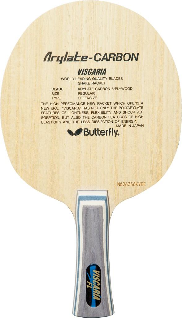 Dřevo BUTTERFLY Viscaria - -
