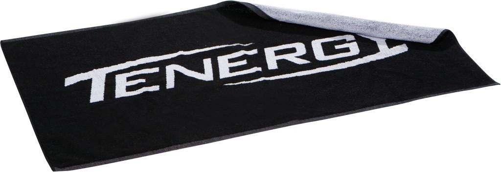 Ručník BUTTERFLY Tenergy černý - černá -