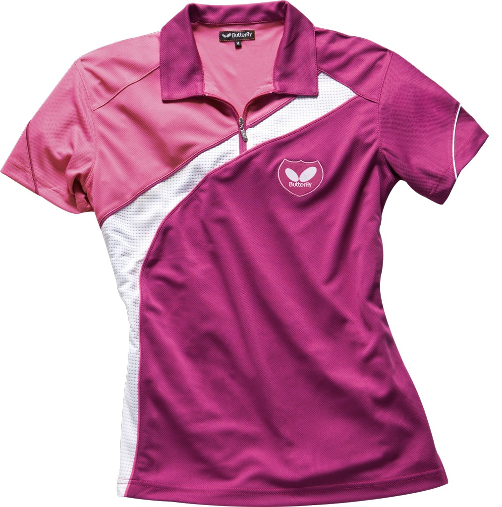 Polokošile BUTTERFLY Kano Lady růžová - růžová -XL