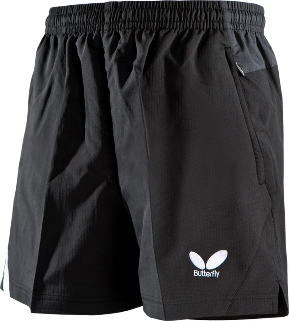 Šortky BUTTERFLY Apego černé - černá -S