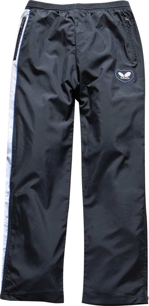 Kalhoty k soupravě BUTTERFLY Kano- modrá - modrá -M