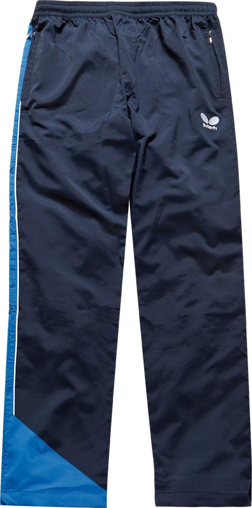 Kalhoty k soupravě BUTTERFLY Toyo- modrá - modrá -XXL