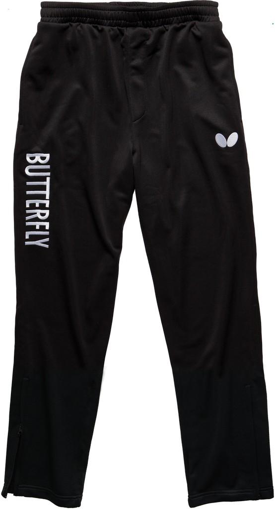Kalhoty k soupravě BUTTERFLY Ninyo- černá - černá -XL