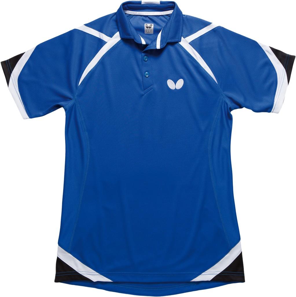 Polokošile BUTTERFLY Kido modrá - modrá -128