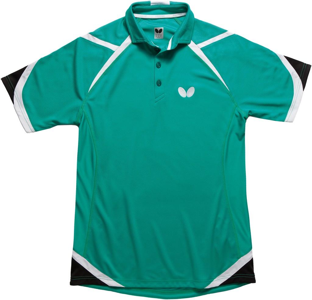 Polokošile BUTTERFLY Kido zelená - zelená -XXL