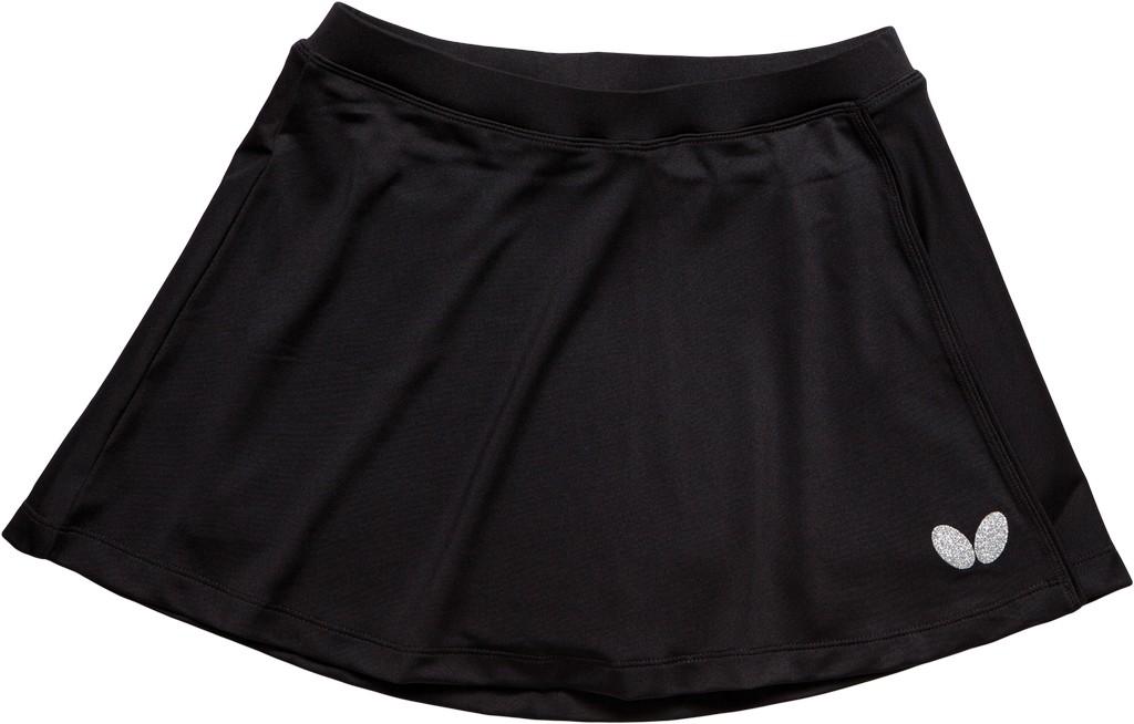 Sukně BUTTERFLY Chiara černá - černá -L
