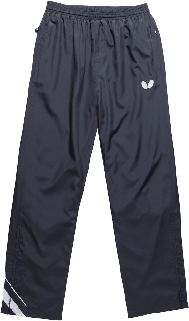 Kalhoty k soupravě BUTTERFLY Taori- šedá - šedá -XS
