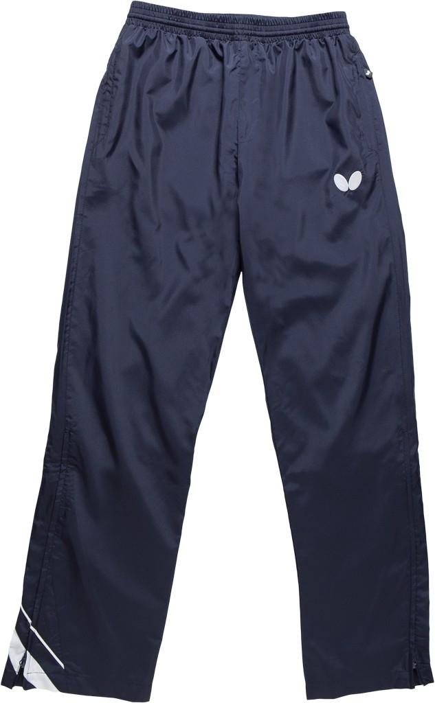 Kalhoty k soupravě BUTTERFLY Taori- tmavě modrá - tmavě modrá -XS