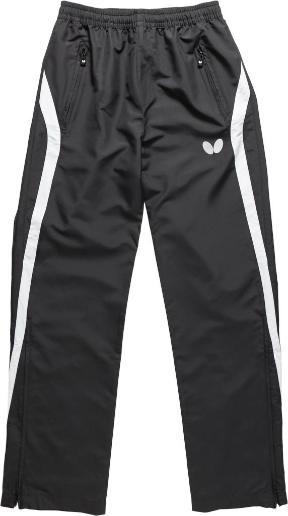 Kalhoty k soupravě BUTTERFLY Xero New- černá - černá -S