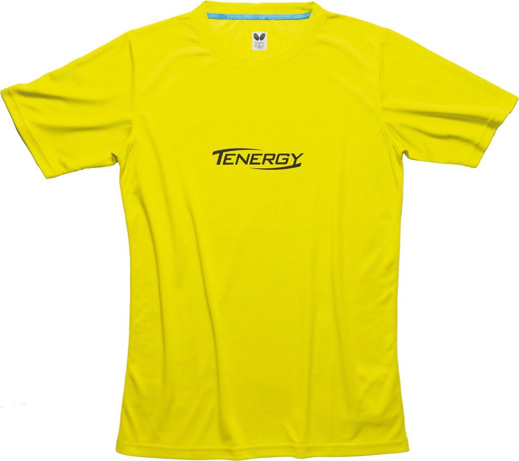 Tričko BUTTERFLY Tenergy zelené - zelená -L