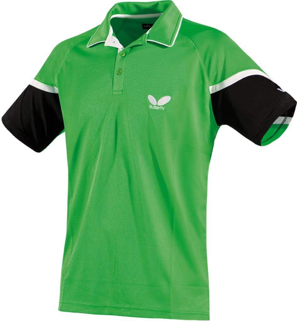 Polokošile BUTTERFLY Xero zelená - zelená -XXL