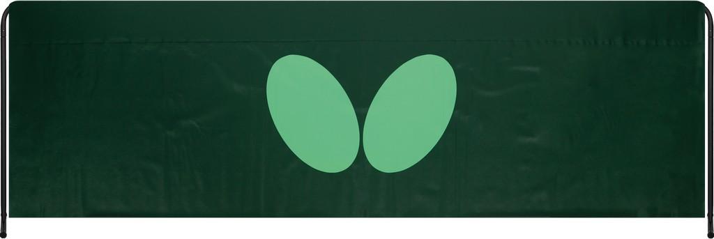 BUTTERFLY Ohrádka (z turnaje) zelená - modrá -
