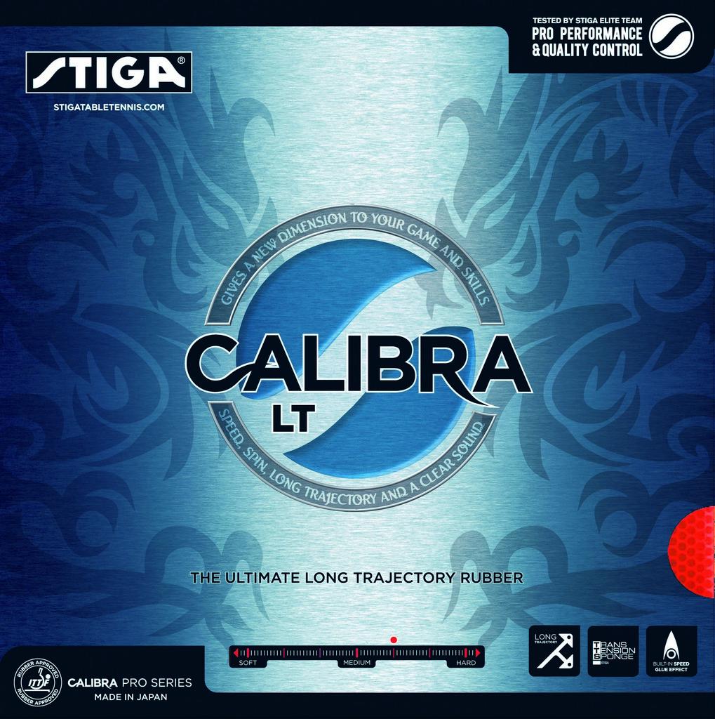 Potah STIGA Calibra LT - černá -