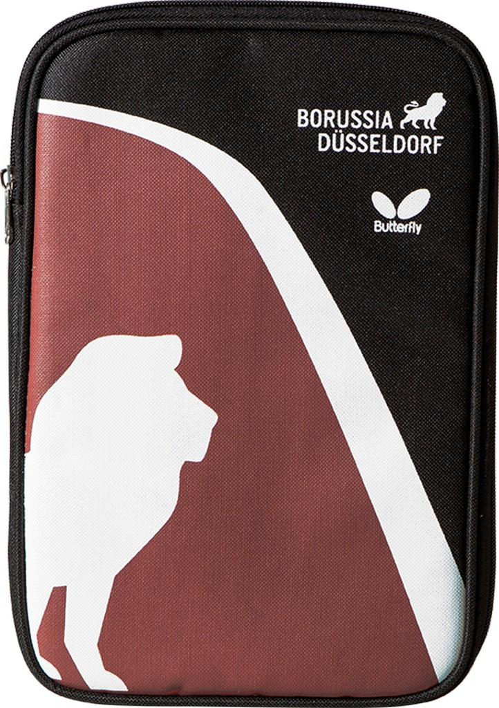Pouzdro BUTTERFLY Pouzdro Borussia - červeno/černá -