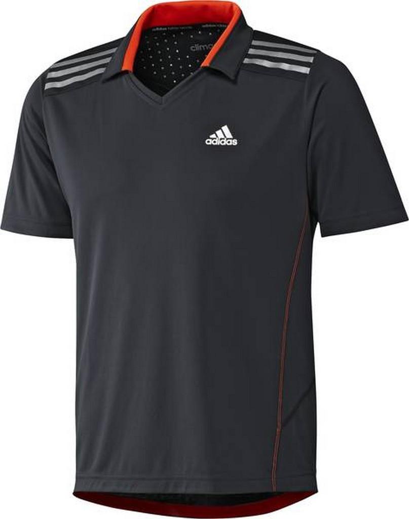 b390d85875e Textil   adidas - ClimaChill Polo M - vše na stolní tenis.cz