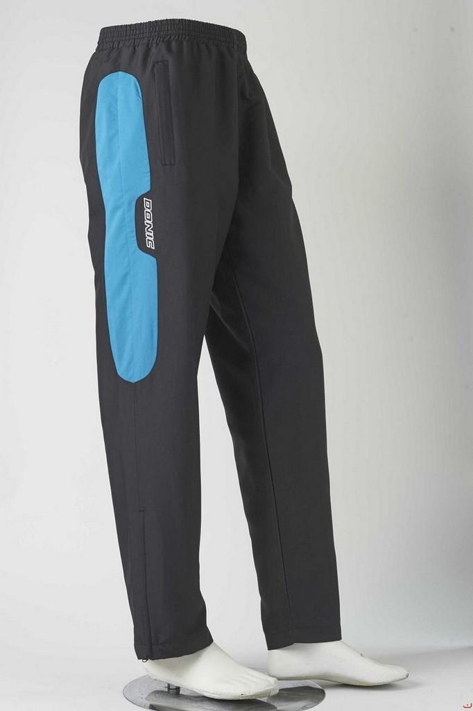 Kalhoty k soupravě DONIC Colombo- modrá - modrá -S
