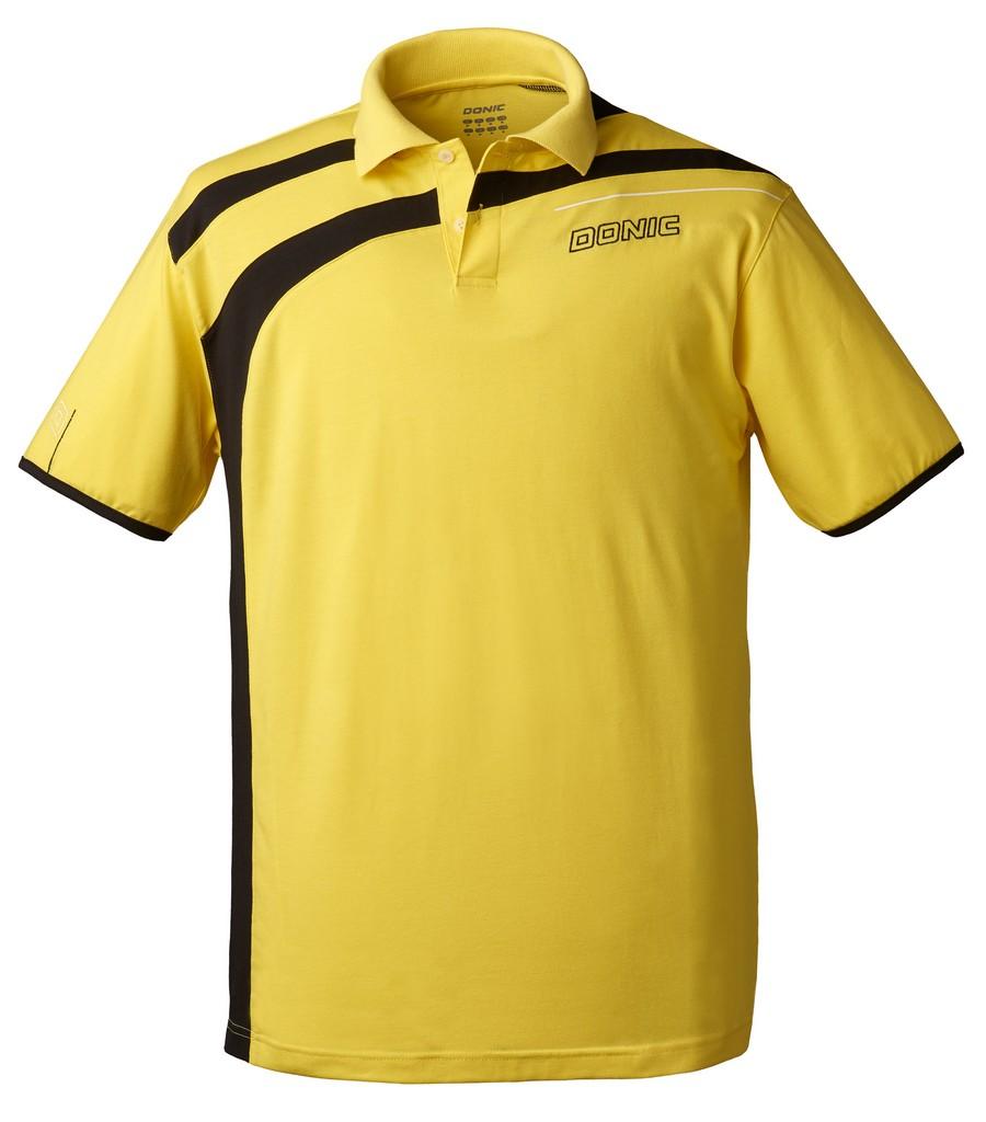 Polokošile Donic Cooperflex žlutá - žlutá -140