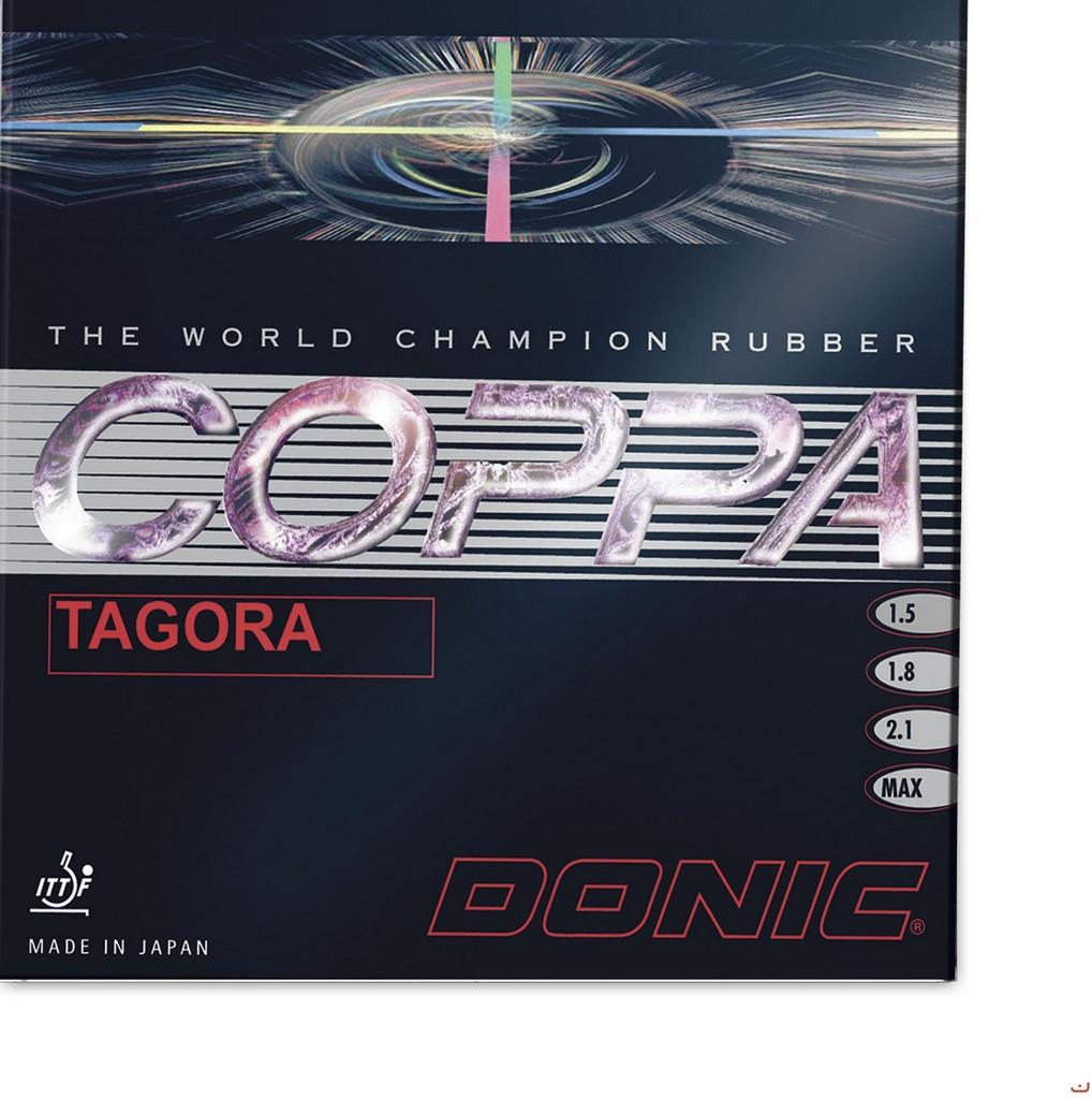 Potah DONIC Coppa Tagora - červená -