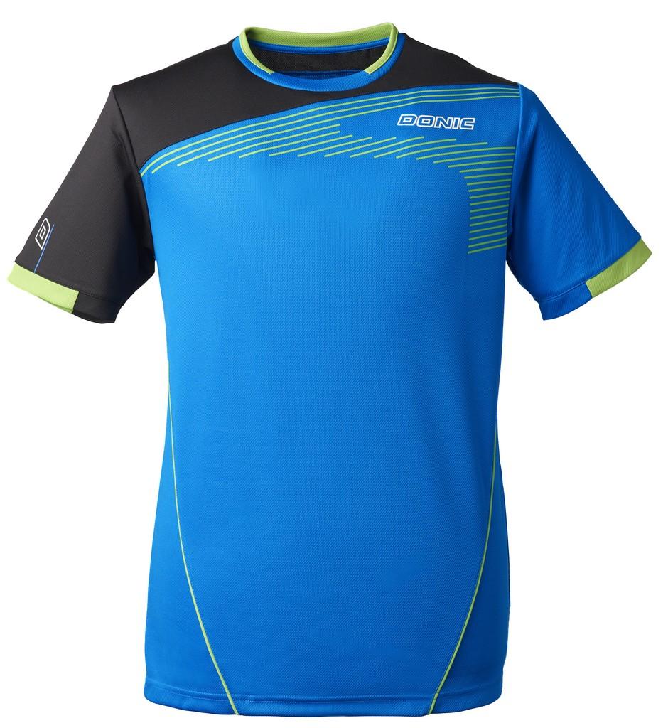 Tričko Donic Cosmo modré - modrá -L