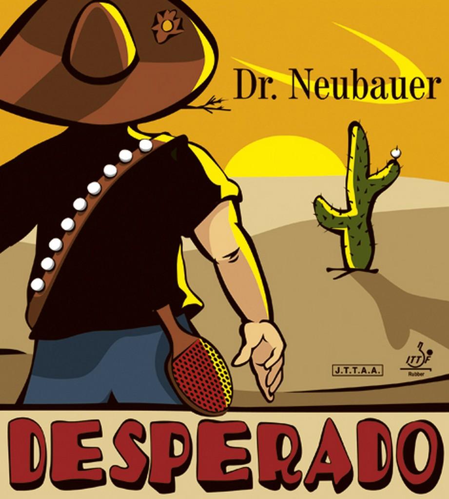 Potah Dr. Neubauer Desperado - černá -