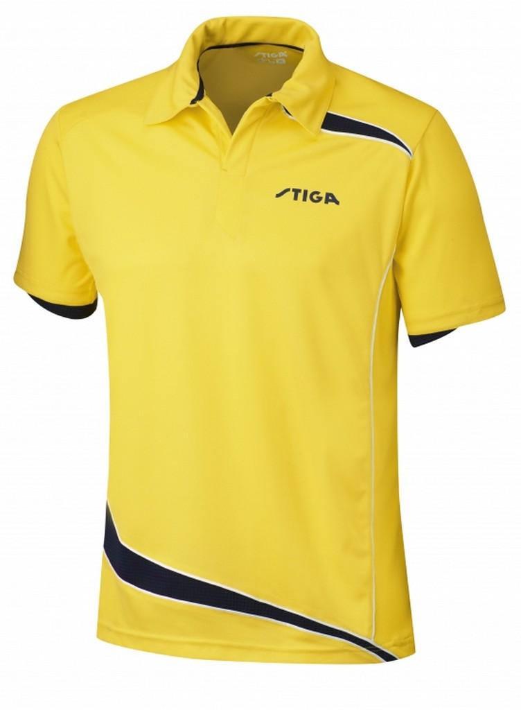 Polokošile STIGA Discovery žlutá - žlutá -XS