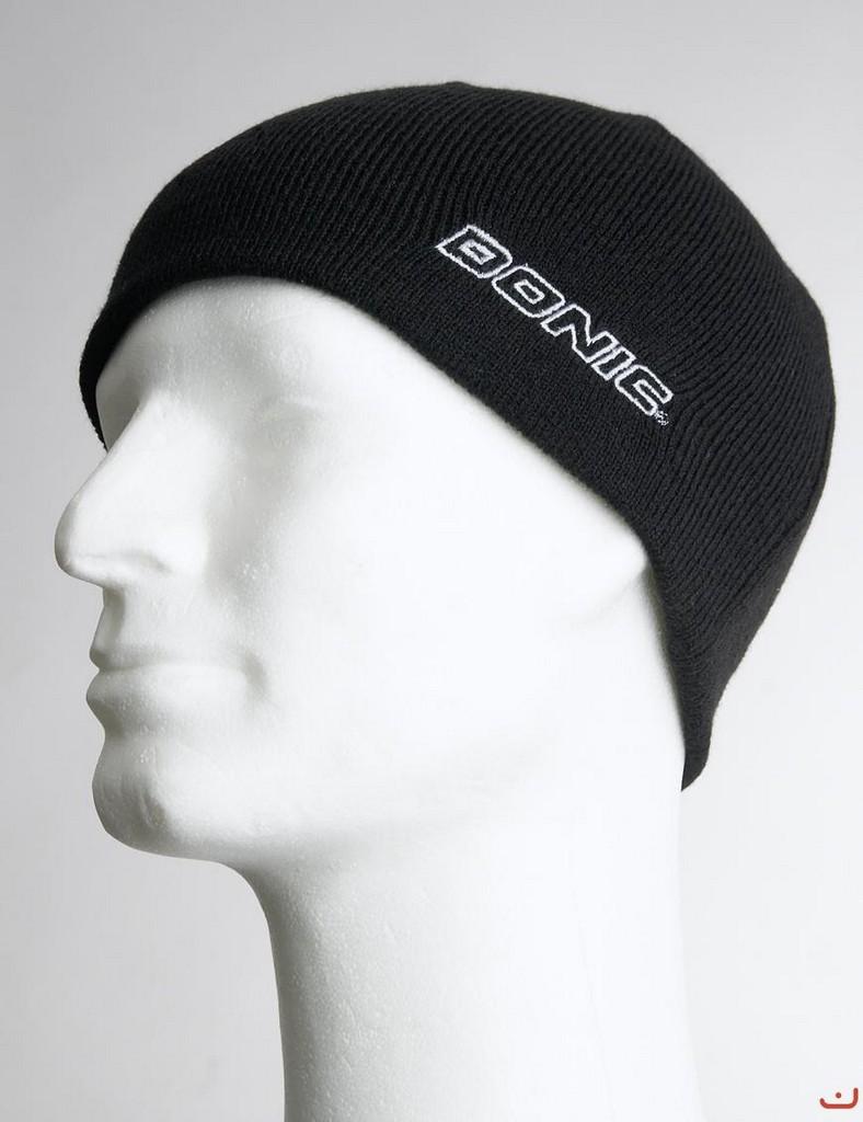 Čepice DONIC Zimní čepice černá - černá -