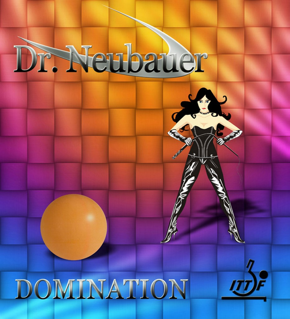 Potah Dr. Neubauer Domination - červená -