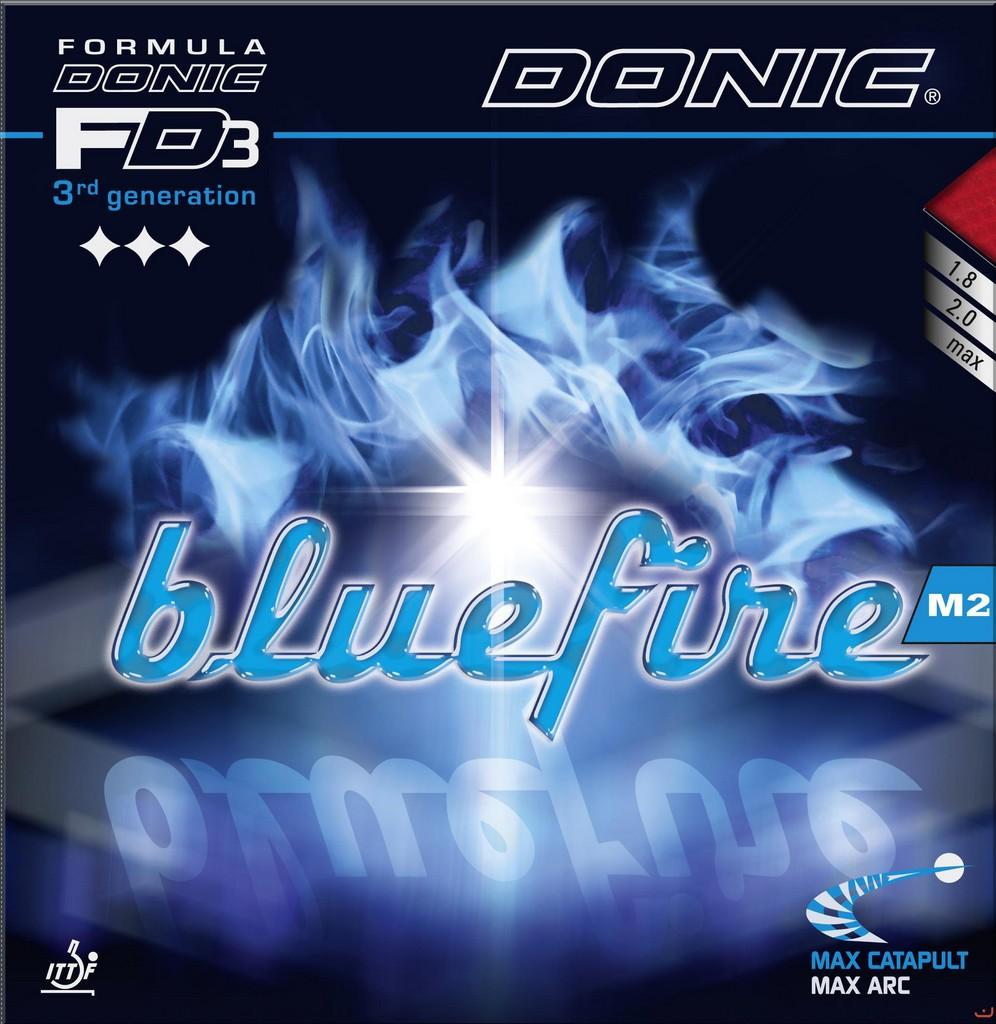 Potah DONIC Bluefire M2 - červená -