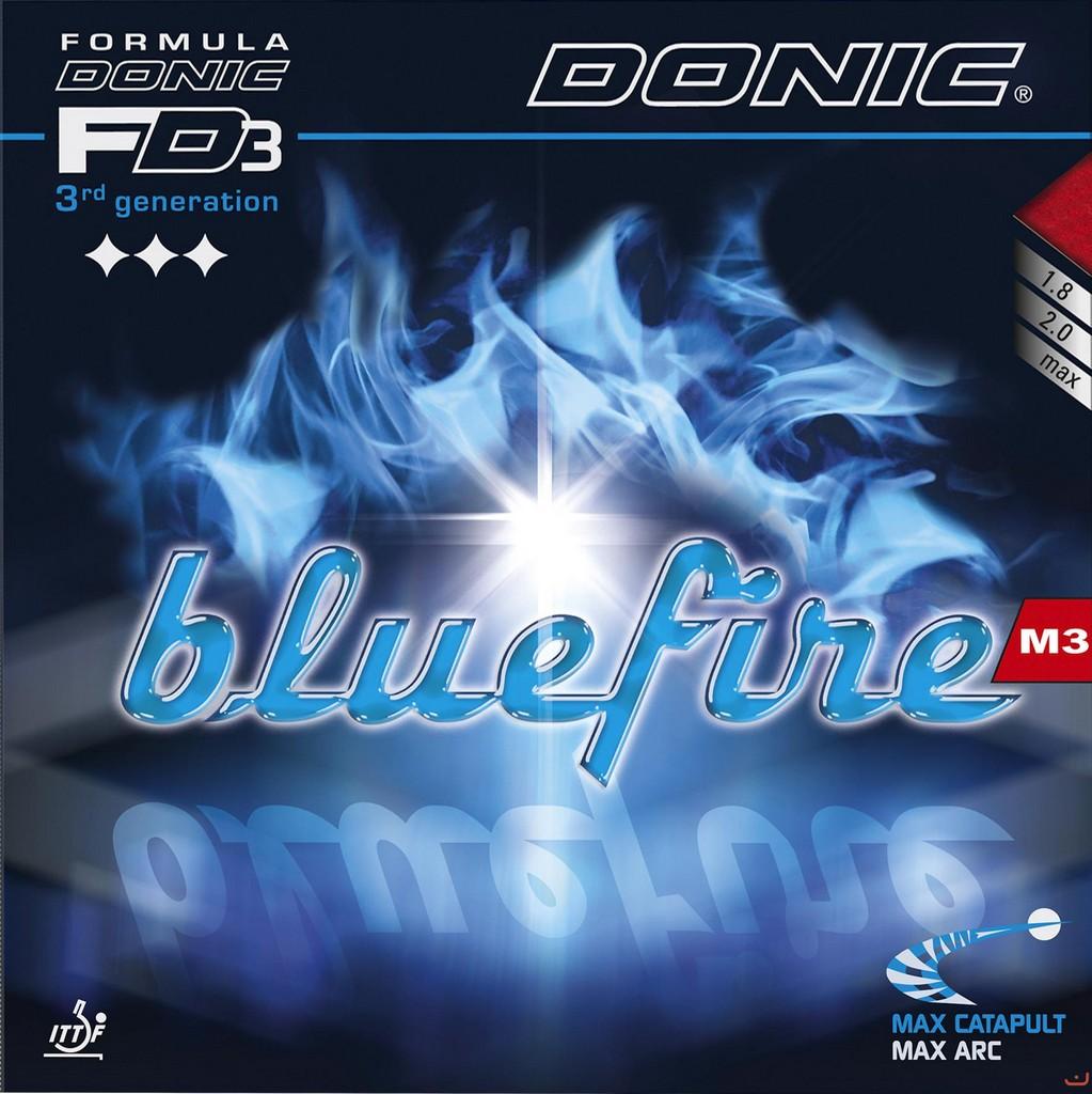 Potah DONIC Bluefire M3 - červená -