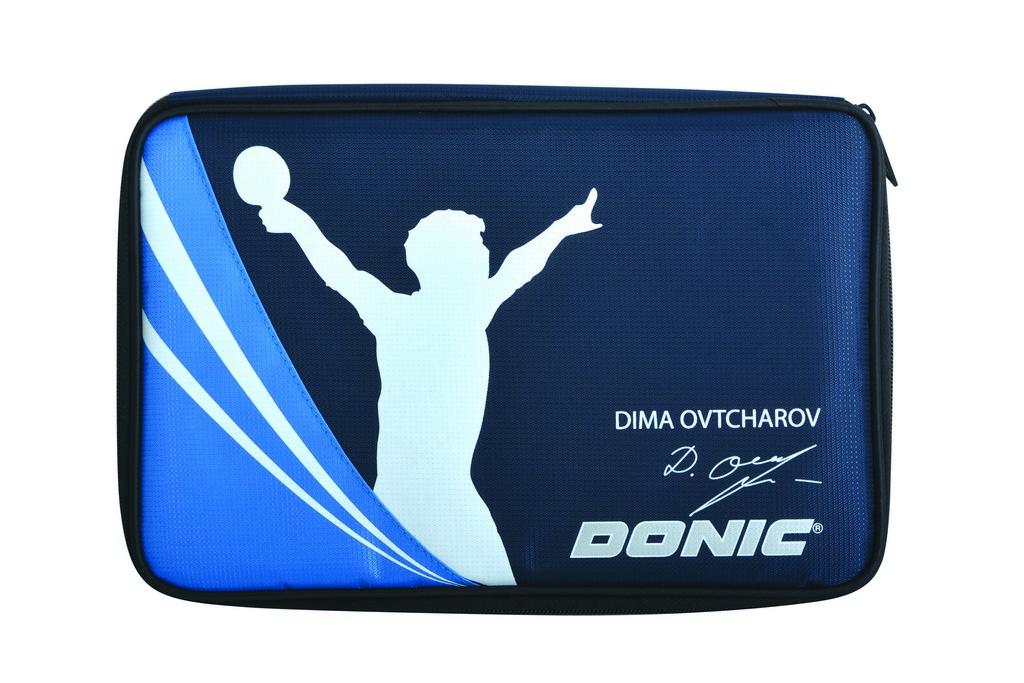 Pouzdro DONIC Ovtcharov - modrá -