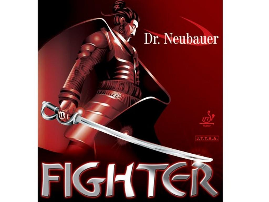 Potah Dr. Neubauer Fighter - černá -